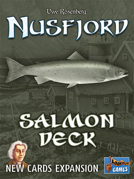 Nusfjord: Salmon Deck Cover